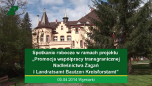 Promotion of crossborder cooperation of Żagań Forest District and Landratsamt Bautzen Kreisforstamt